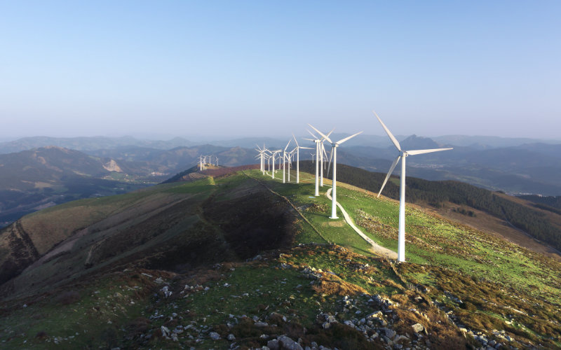 Bioenergia - eólica