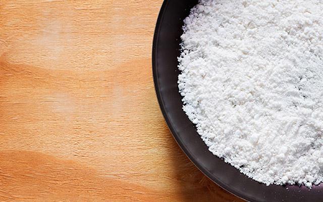Produção de etanol a partir do amido de farinha de mandioca