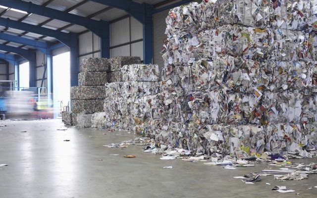 Utilização de enzimas na reciclagem de papel
