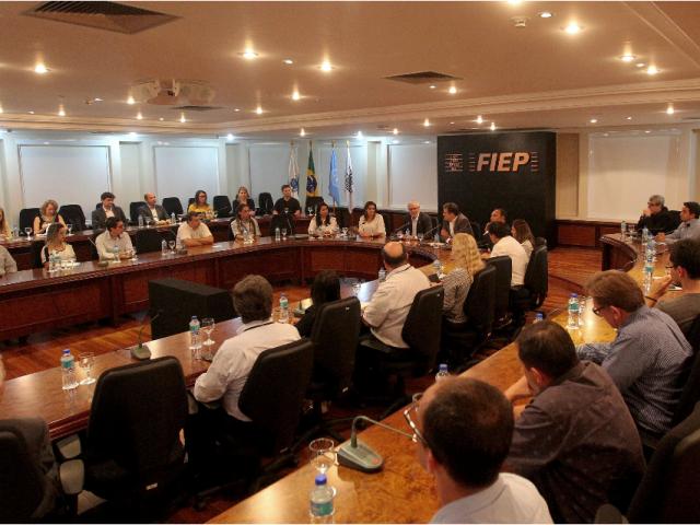 Presidente da Novozymes Latin America participa de seminário da FIEP