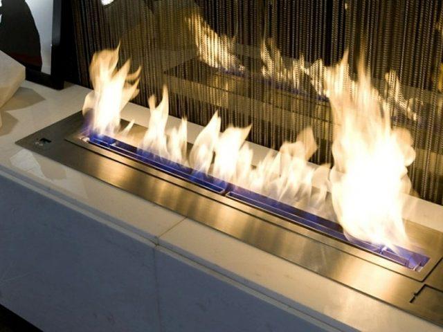 etanol burner