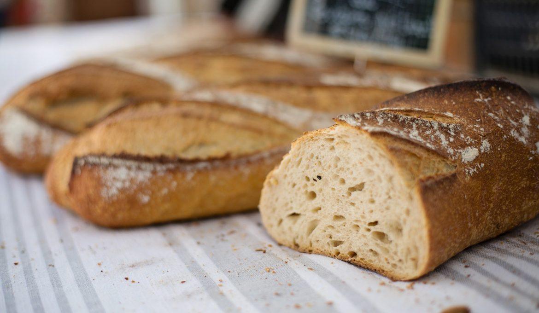 pão - glúten