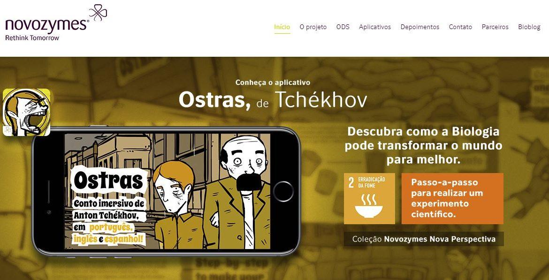 Alunos - ODS - Projeto EDUCAÇÃO