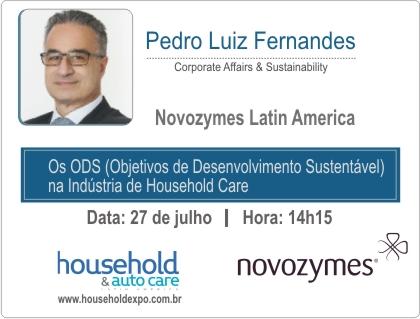 Novozymes participa do Seminário Household & Auto Care