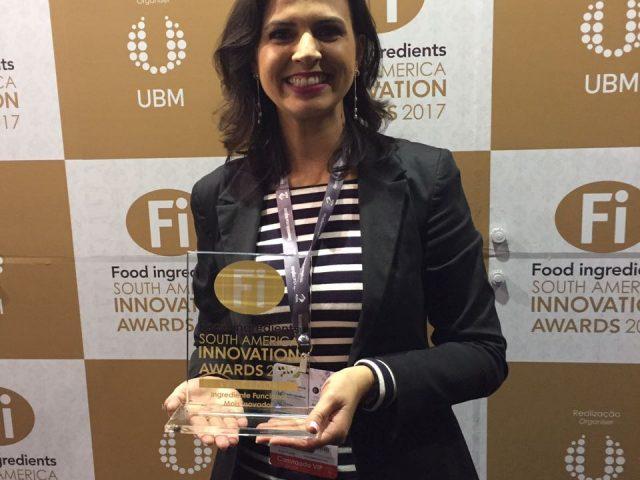 Saphera® conquista o Fi Innovation Awards 2017