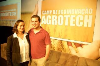 Agrotech premia startup Agribela durante o Camp de Ecoinovação realizado em Londrina