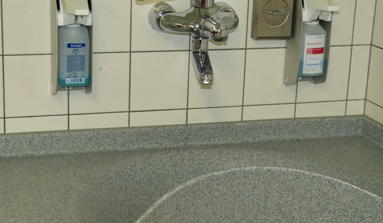 detergentes - Hospital
