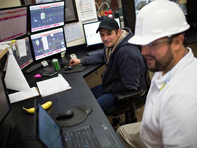 Macrodatos en las plantas de etanol: nuevas herramientas para tareas antiguas