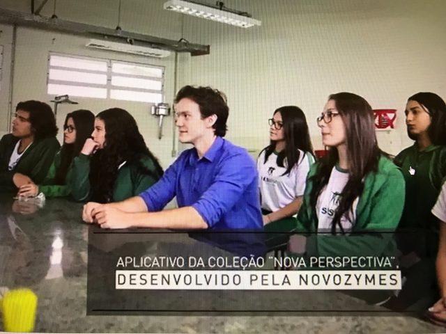 Experiência de adolescentes com o app-book é mostrada pelo Canal Futura
