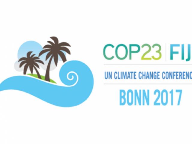 COP23 marca um ano da entrada em vigor do Acordo de Paris para o clima