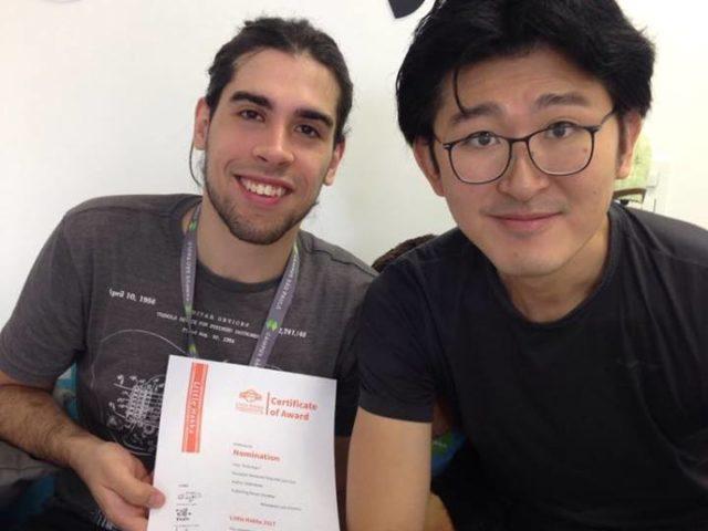 App-Book Frritt-Flacc é destaque na China