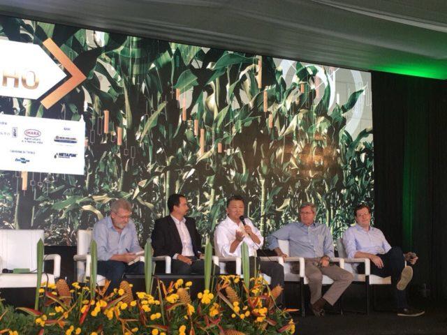 Novozymes debateu o cenário do etanol de milho durante o Fórum Mais Milho