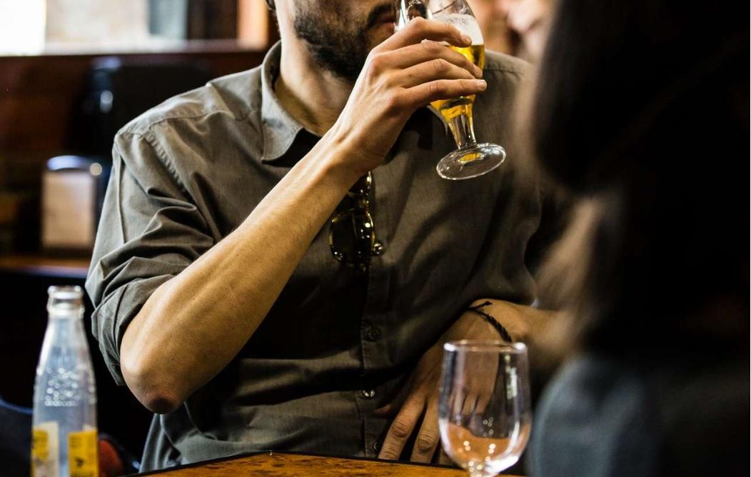 Bebidas com álcool
