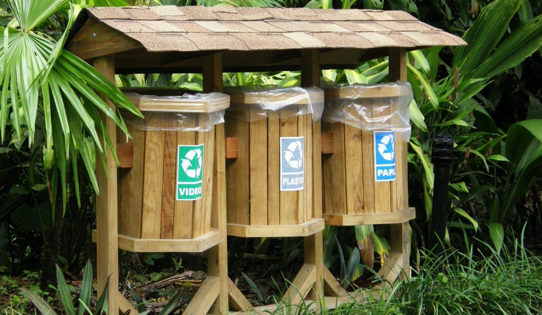 Separe corretamente o seu lixo e faça a diferença!