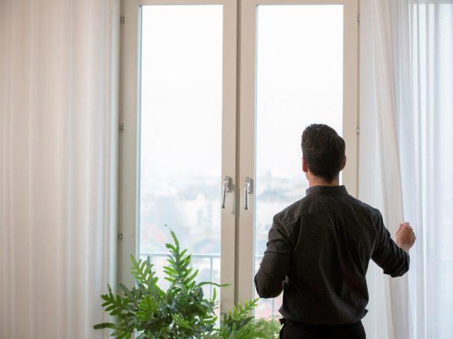 Empresa sueca produz cortina que reduz poluição do ar dentro de casa