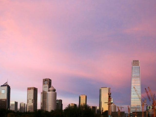 Pequim é exemplo de melhora da qualidade do ar