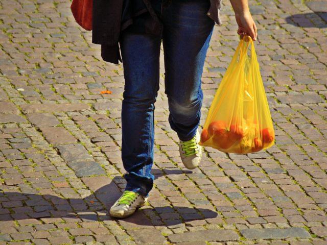 Estabelecimentos comerciais do RJ vão abolir as sacolas plásticas