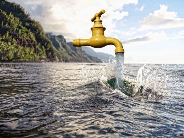 Projeto de lei quer incentivar a instalação de usinas de dessalinização de água no Brasil