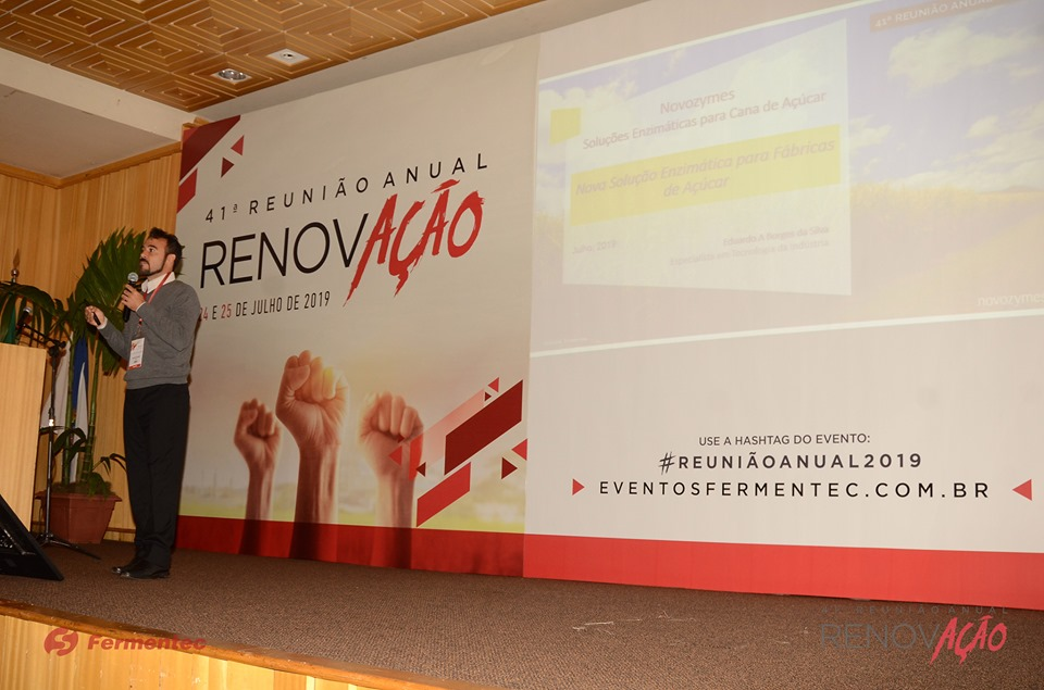 Novozymes apresentou a Premira™ na Fermentec 2019