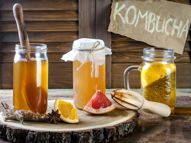 Kombucha: um chá, um refrigerante ou um probiótico?