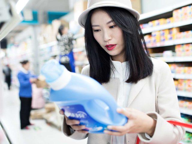 Rótulos de produtos de limpeza: Não deixe de ler!