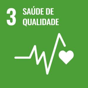 ODS 3 - SAÚDE DE QUALIDADE