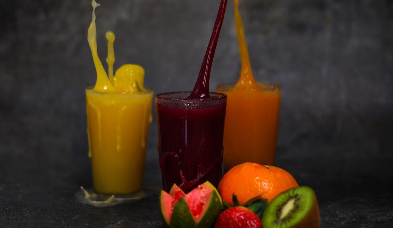 pectinase sucos frutas